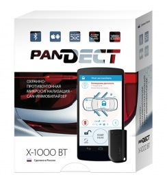 PANDECT X-1000BT 2xCAN+SLAVE+метка BT-760+Bluetooth 4.2