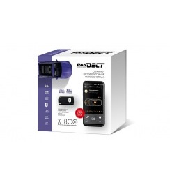 PANDECT X-1800BT 2CAN+GSM+метка BT-760+интернет сервис