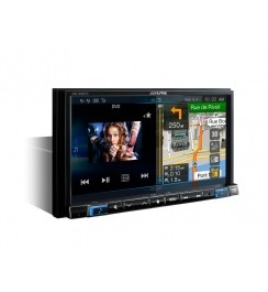 "ALPINE INE-W997D/мультимедиа 2-din,DVD,MP3,USB,BT, iPod/ iPhone,навигация GPS,дисплей 7""/"