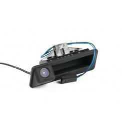 Камера заднего вида Blackview в ручку багажника IC-FM/LR (Mondeo (10-15)Freelander 2/Range Rover) с кнопкой парковочные линии/сенсор PC1089 - фото 2